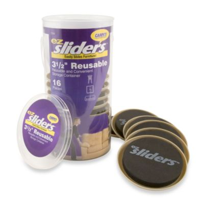 EZ Sliders® 3 1/2-Inch Super Sliders® 16-Piece Value Pack