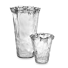 Shiraleah Rustic Glass Vases