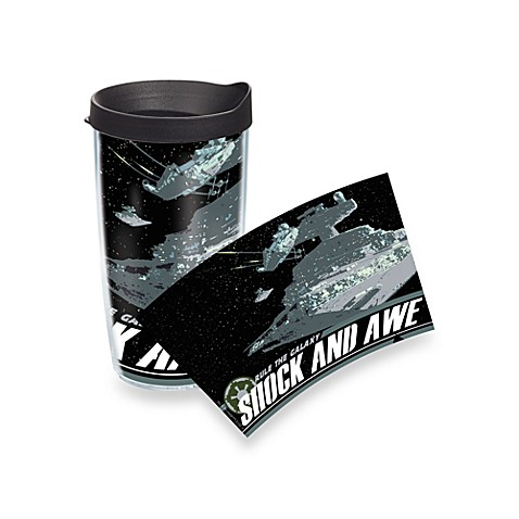 Tervis® Star Wars™ Shock & Awe Wrap 16-Ounce Tumbler with Black Travel Lid