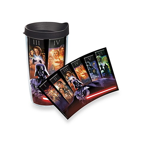 Tervis® Star Wars™ All Posters Wrap 16-Ounce Tumbler with Black Lid