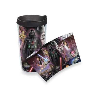 Tervis® Star Wars™ Collage Wrap 16-Ounce Tumbler with Black Travel Lid