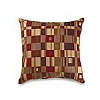 Merrifield Spice 20-Inch Square Toss Pillow