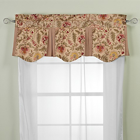 Dining room valance ideas home decoration club for Living room valances