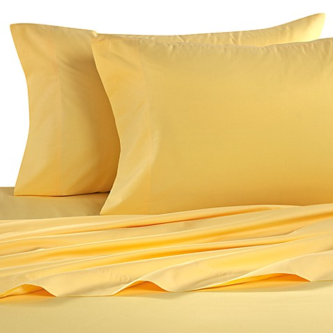 Colorful Dreams Twin Sheet Set in Yellow