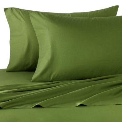 Colorful Dreams Twin Extra Long Sheet Set in Green