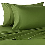 Colorful Dreams Standard Pillow Case in Green (Set of 2)
