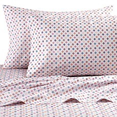 Colorful Dreams Standard Pillow Case in Dot Print (Set of 2)