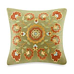 Harbor House™ Amber Embroidered 18-Inch Square Toss Pillow