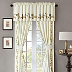 Harbor House Amber Window Treatment Set