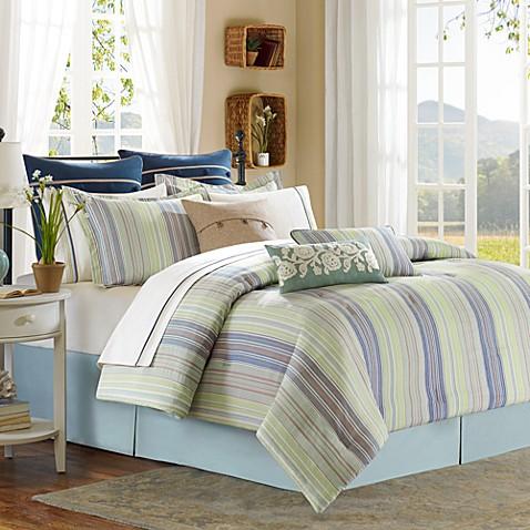 Harbor House Morrison Comforter Set 100 Cotton Bed
