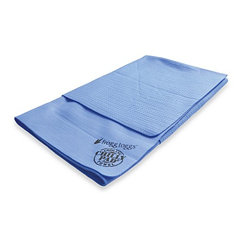 Frogg Toggs Chilly Pad® Super Cooling Towel - Red