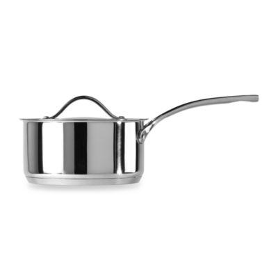 Gordon Ramsay 2-Quart Saucepan with Lid by Royal Doulton