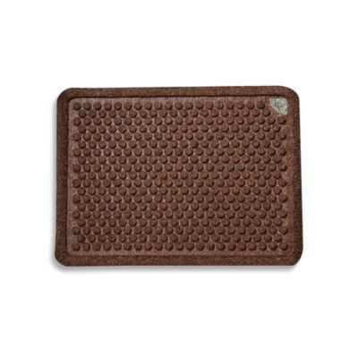 Dr. Doormat Antimicrobial Treated Doormat in Brown
