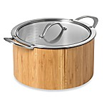 Cat Cora Cook 'n Serve Stainless Steel 5.9-Quart Casserole