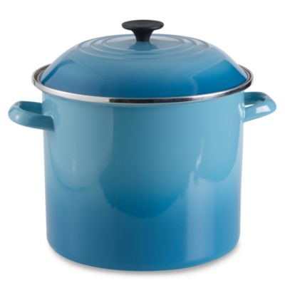 Le Creuset 12-Quart Stockpot in Caribbean