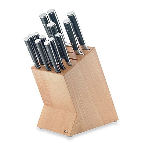 Gordon Ramsay by Royal Doulton® 14-Piece Knife Block Set