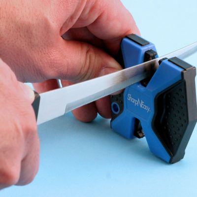 SharpNEasy® 2 Step Knife Sharpener