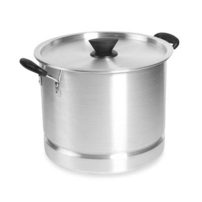 Casa Maria 24-Quart Aluminum Tamale Pot