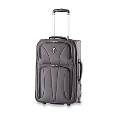 "Travelpro® Atlantic Ultra Lite 22"" Upright Carry-On Luggage - Charcoal"