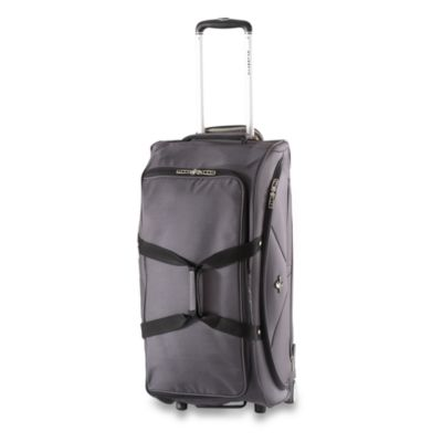 Travelpro® Atlantic Ultra Lite 28-Inch Wheeled Duffel in Charcoal