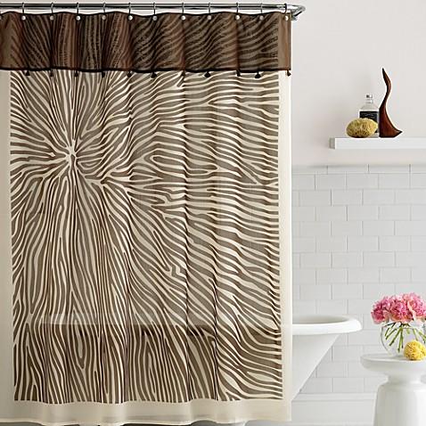 Kate Spade New York Madagascar 70 W X 72 L Fabric Shower Curtain Bed Bath Beyond