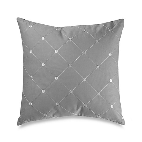 Laura Ashley® Berkley 16-Inch Square Toss Pillow