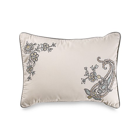 Laura Ashley® Berkley Oblong Toss Pillow