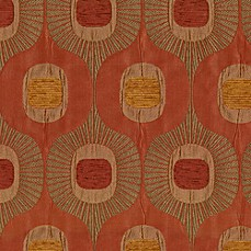 Zara Fabric by the Yard and Swatch - Cinnamon