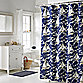 Nautica Monterey Sail 72-Inch x 72-Inch Fabric Shower Curtain