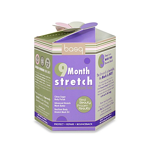 Basq 9 Month Stretch Body Essentials Kit