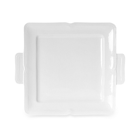 Mikasa® Antique White Square Dessert Tray