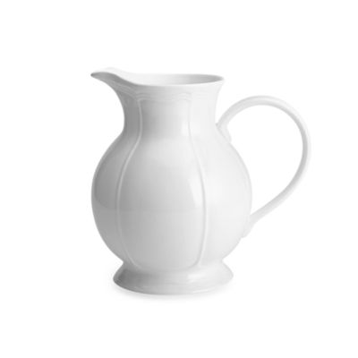 Mikasa® Antique White 62-Ounce Pitcher