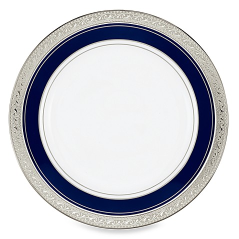 Noritake® Crestwood Cobalt Platinum 6.25-Inch Bread and Butter Plate