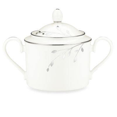 Noritake® Birchwood 11-Ounce Covered Sugar