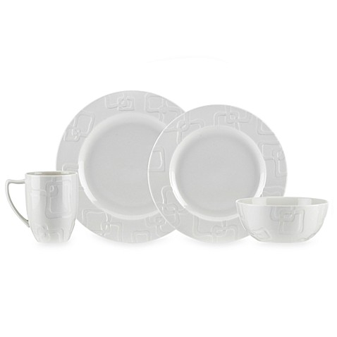 Lenox® Vibe Links 4-Piece Place Setting