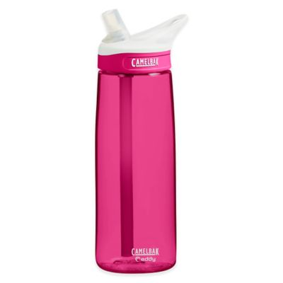 CamelBak® eddy™ 25-Ounce Spill-Proof Water Bottle in Pink
