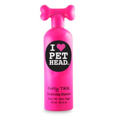 Pet Head™ Dog Shampoo in Dirty Talk Deodorizing Shampoo
