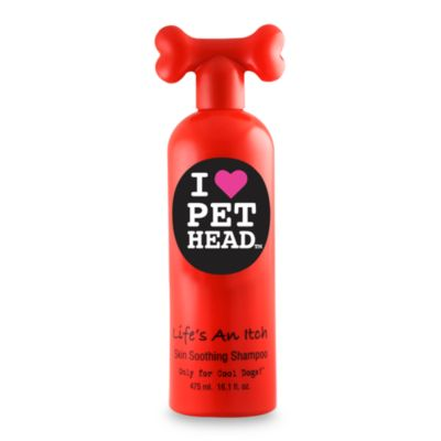 Pet Head™ Dog Shampoo in Life's An Itch Skin Soothing Shampoo