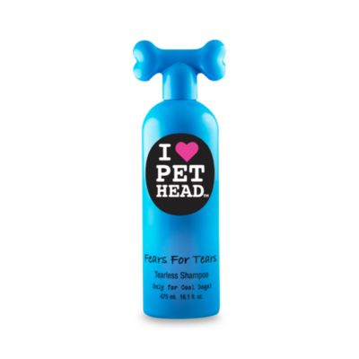 Pet Head™ Dog Shampoo in Fears for Tears Tearless Shampoo