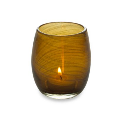 Mikasa® Sparkle Egg Tealight Holder in Copper