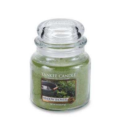 Yankee Candle® Housewarmer® Meadow Showers Medium Classic Candle Jar