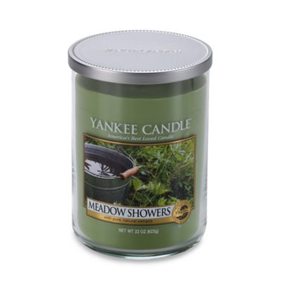 Yankee Candle® Housewarmer® Meadow Showers Large Lidded Candle Tumbler