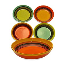 Certified International - Sedona Collection by Nancy Green - Pasta Bowl