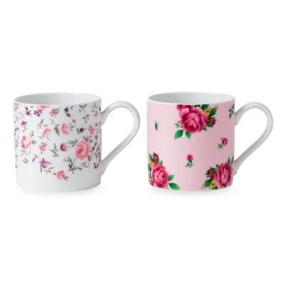 Confetti Mug in Rose