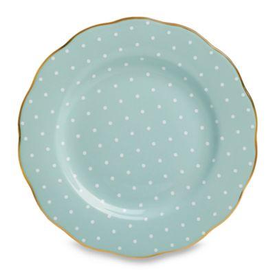 8 13 Blue Salad Plate