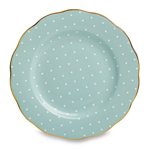 Royal Albert 8 1/3-Inch Formal Vintage Salad Plate in Polka Rose