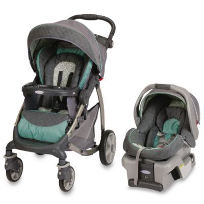 Graco® Stylus™ LX Travel System in Winslet™