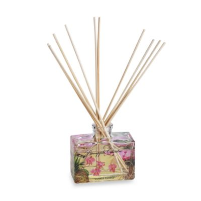 Yankee Candle® Flowery Fragrances Signature Mini Reed Diffuser in Pineapple Cilantro