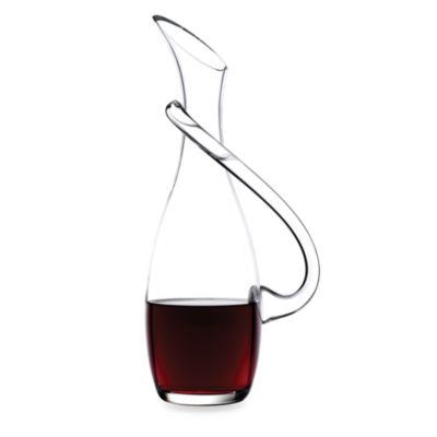 Luigi Bormioli Gatto 52-Ounce Wine Decanter
