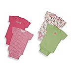 Gerber® 4-pack Girls Onesies®